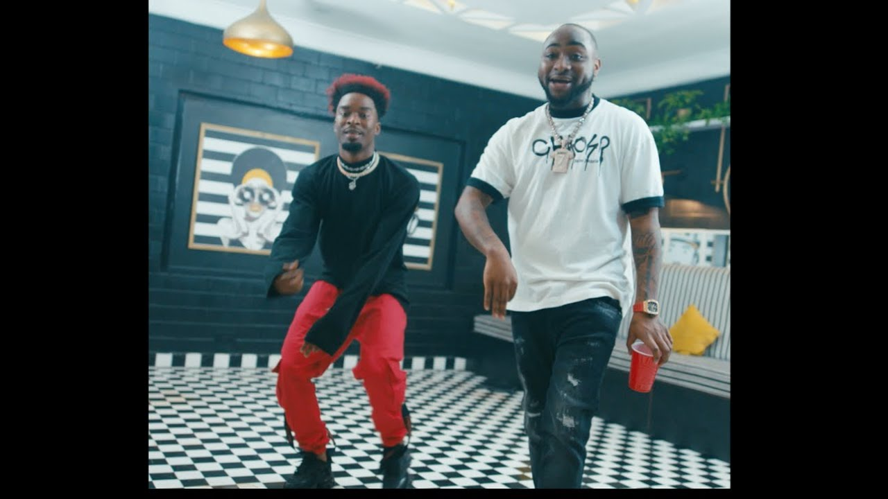 Davido Ft. Dremo, Peruzzi & The Flowolf - Mafa Mafa (Official Video)