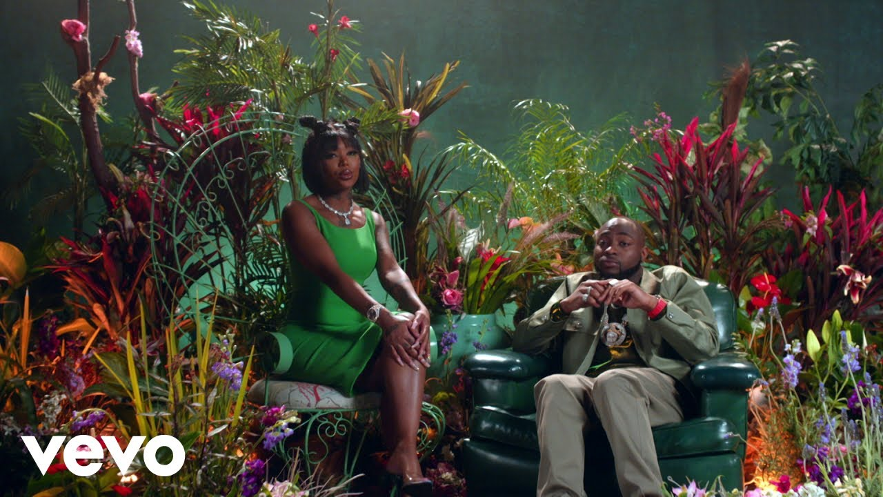 Davido Ft. Summer Walker - D&G (Official Video)