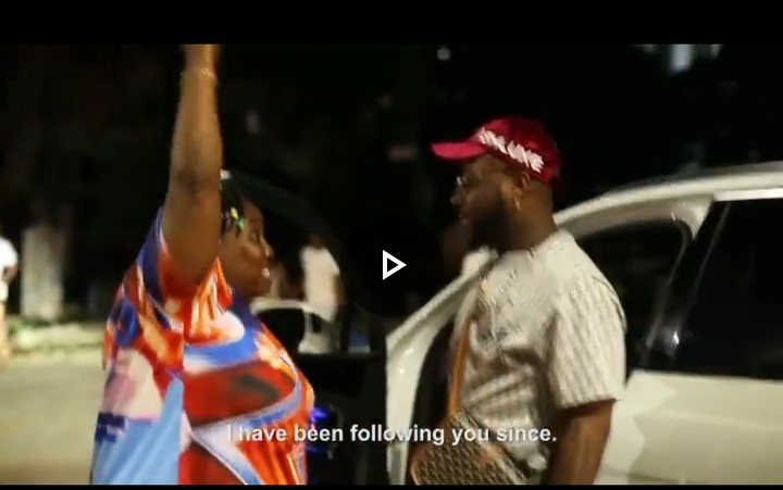 Davido Posts Video Of How Teni Chased Him In Traffic For A Song Feature