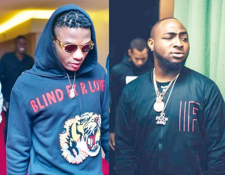 Davido said Wizkid Inspired Him To Become A Singer (Watch Video)