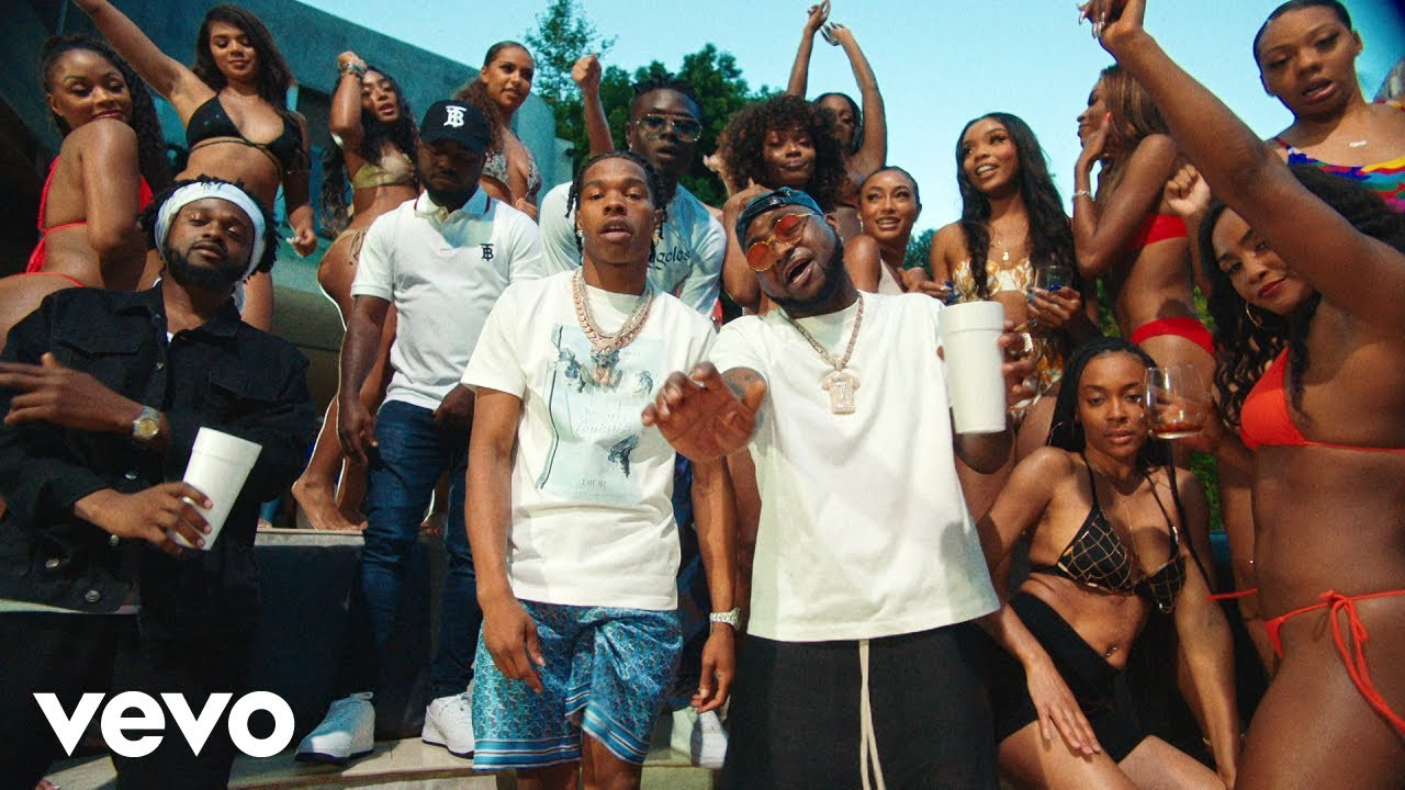 Davido - So Crazy Ft. Lil Baby (Official Video)