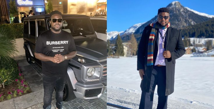 Davido's Brother, Adewale, Responds to Single Moms wishing themselves glad Father's Day