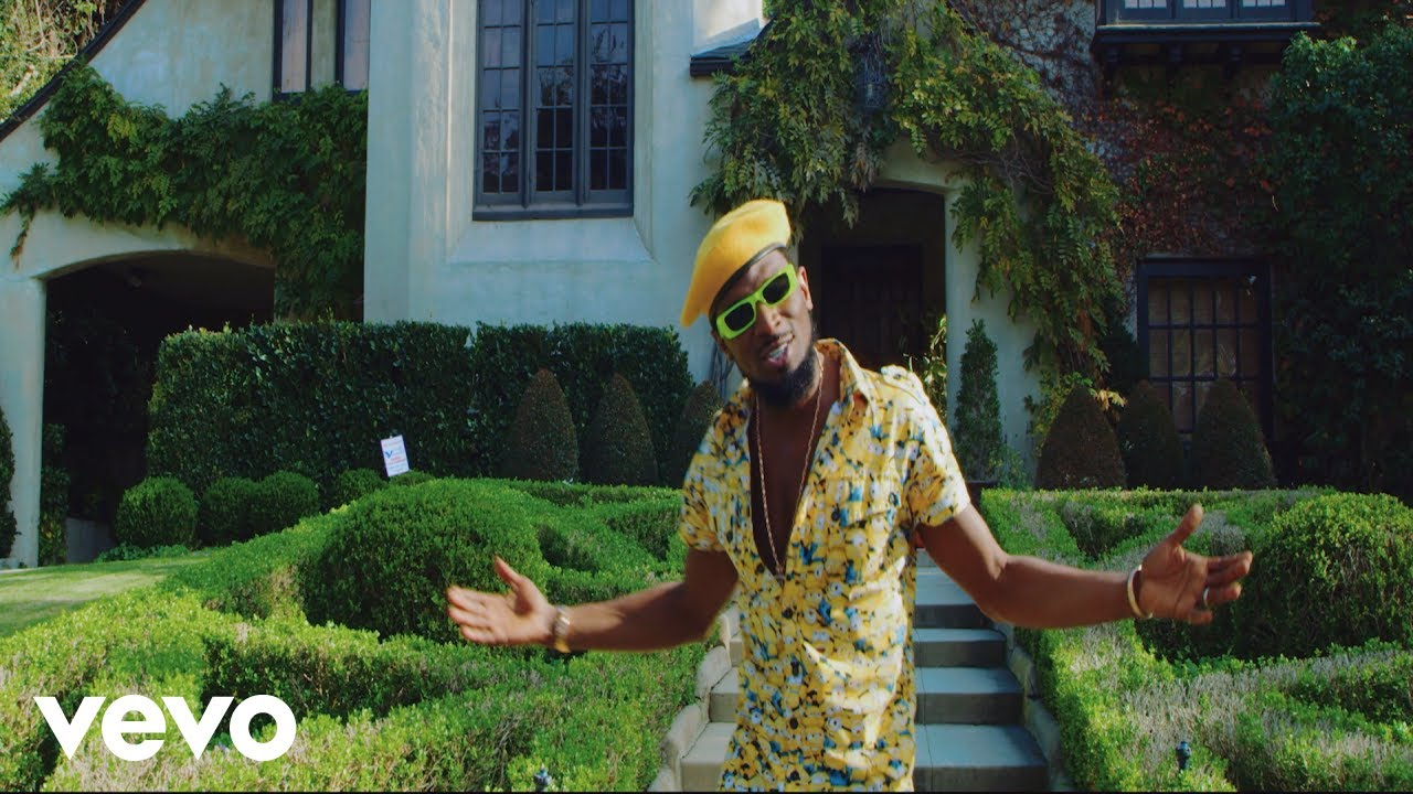 D'Banj - Everything Is Ok (Official Video)