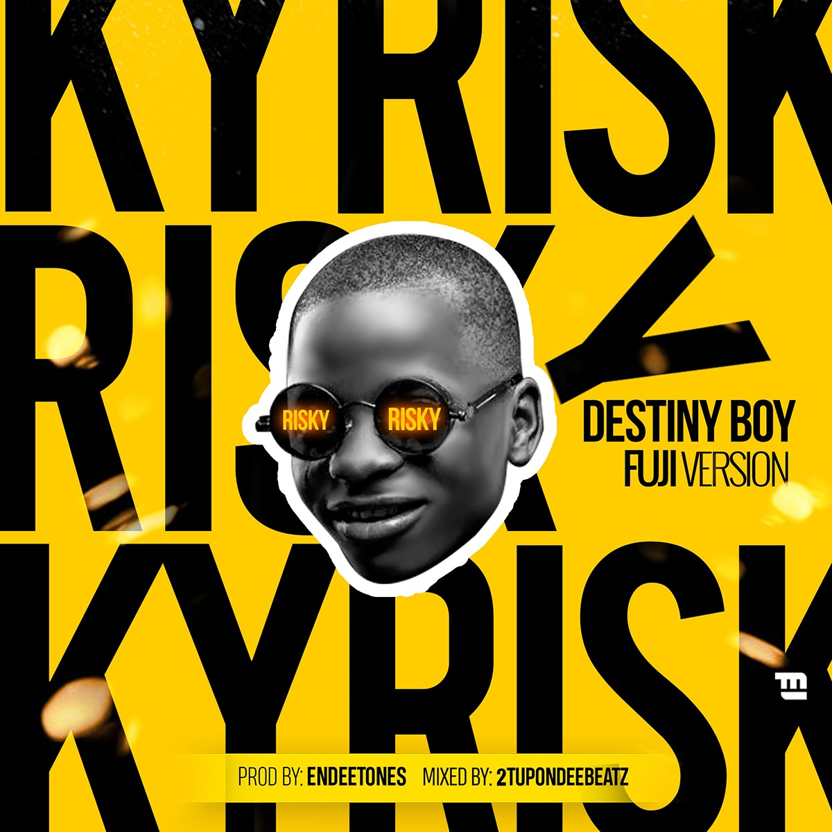 Destiny Boy - Davido's Risky Cover (Fuji Version)