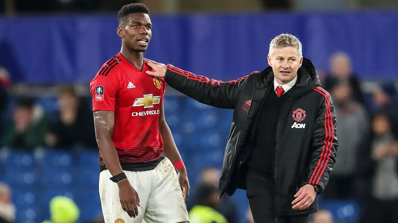 Details of Pogba's discussion with Solskjaer after Champions League exit