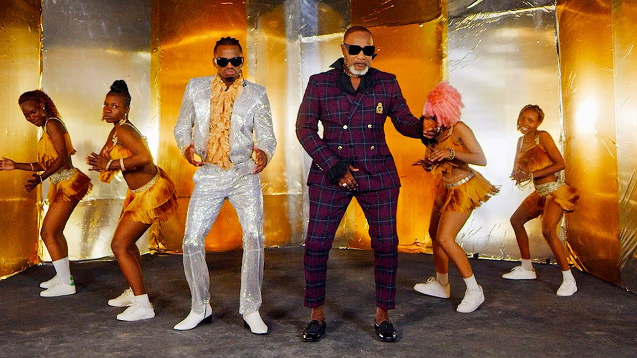 Diamond Platnumz Ft. Koffi Olomide - Waah! (Official Video)