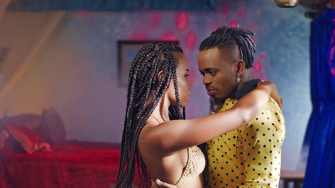 Diamond Platnumz - Jeje (Dance Video)
