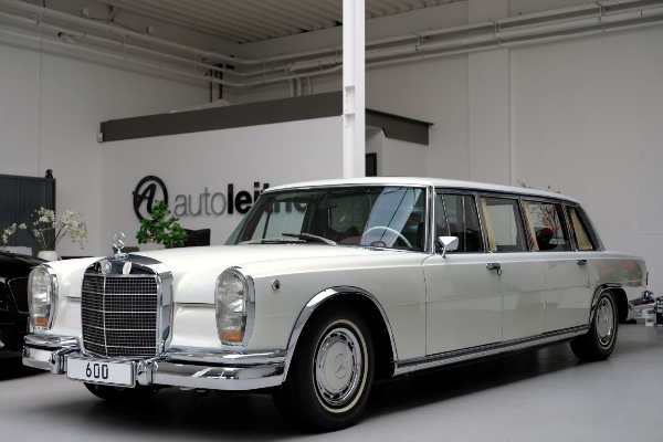 Dictators Favourite, This One-off Mercedes-Benz 600 Pullman Maybach Is Up For Sale For $2.6m