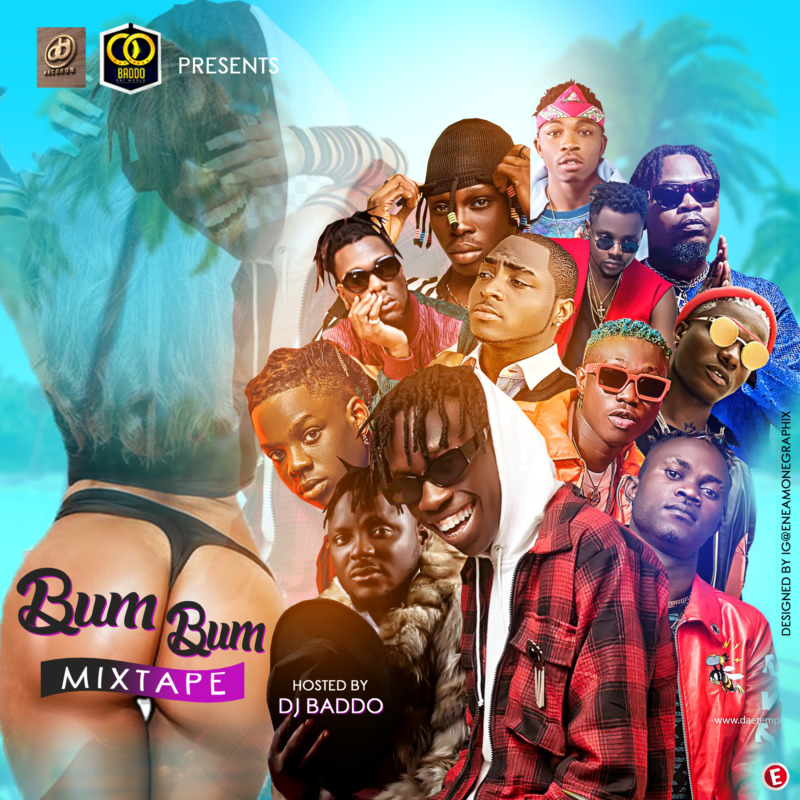 DJ Baddo - Bum Bum Mix (Mixtape)