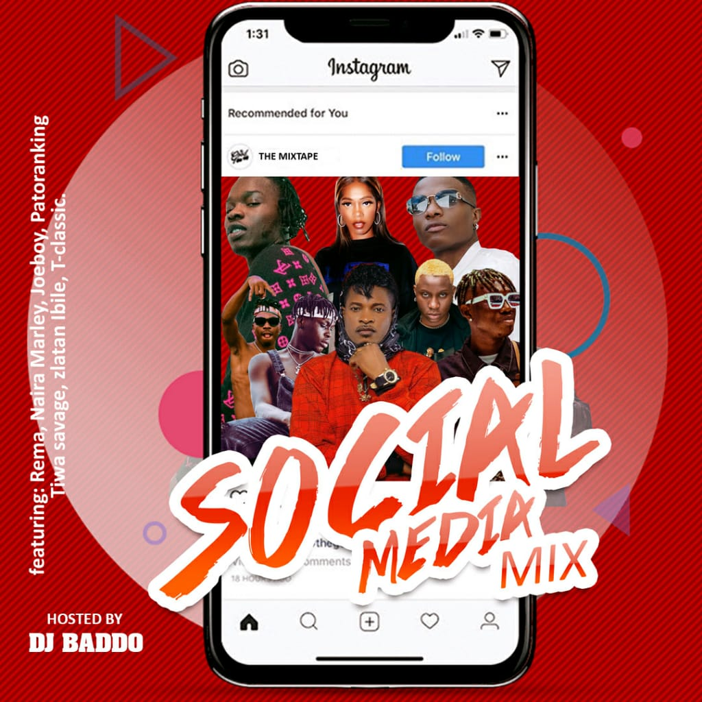 DJ Baddo - Social Media Mix (Mixtape)