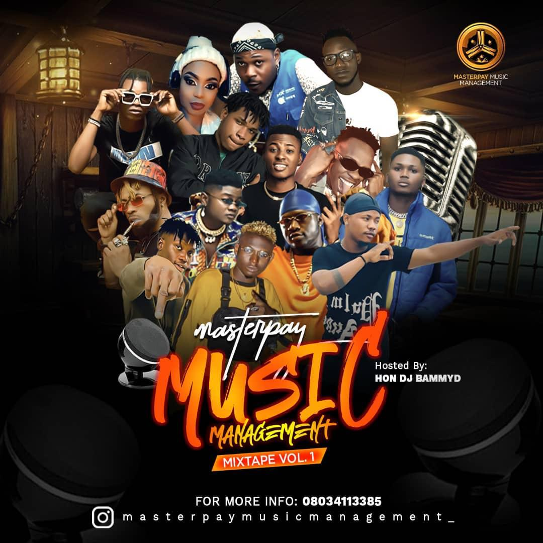DJ Bammy D - Masterpay Music Management (MMM Mixtape Vol. 1)
