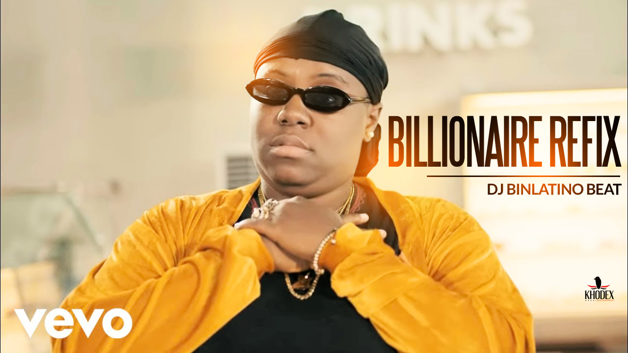 DJ Binlatino Ft. Teni - Billionaire (Dance Version)