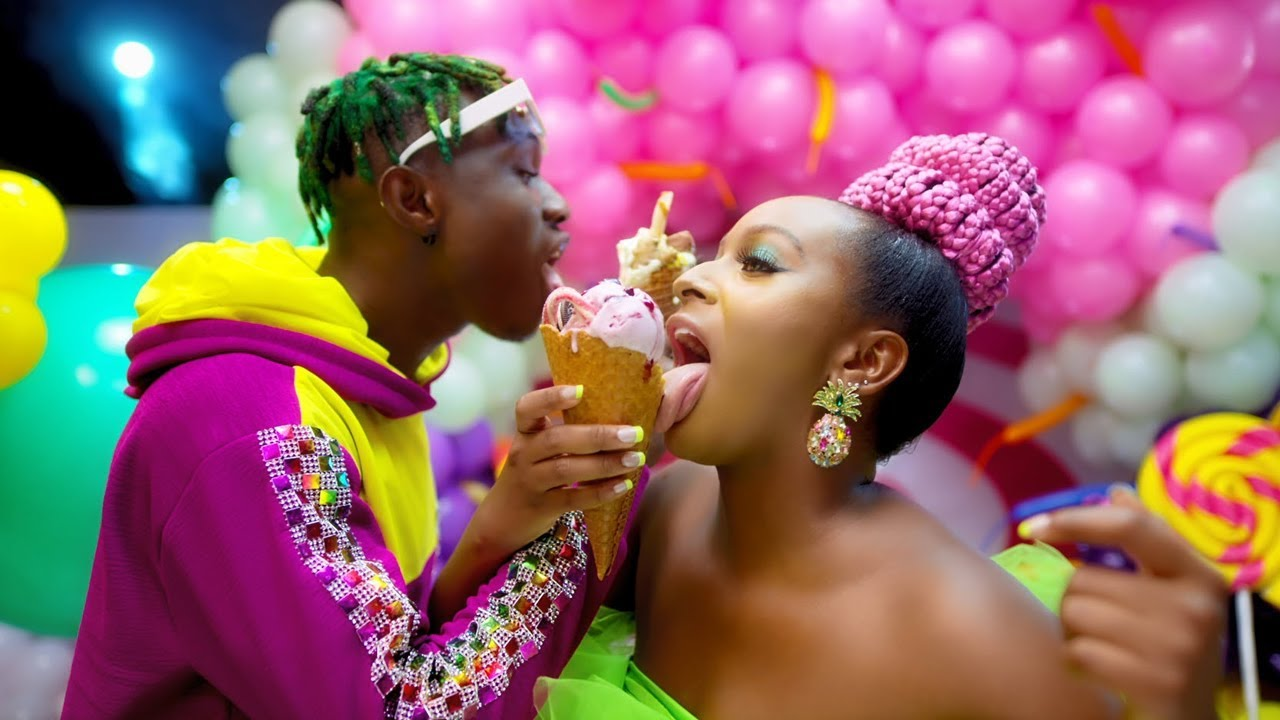 DJ Cuppy Ft. Zlatan - Gelato (Official Video)