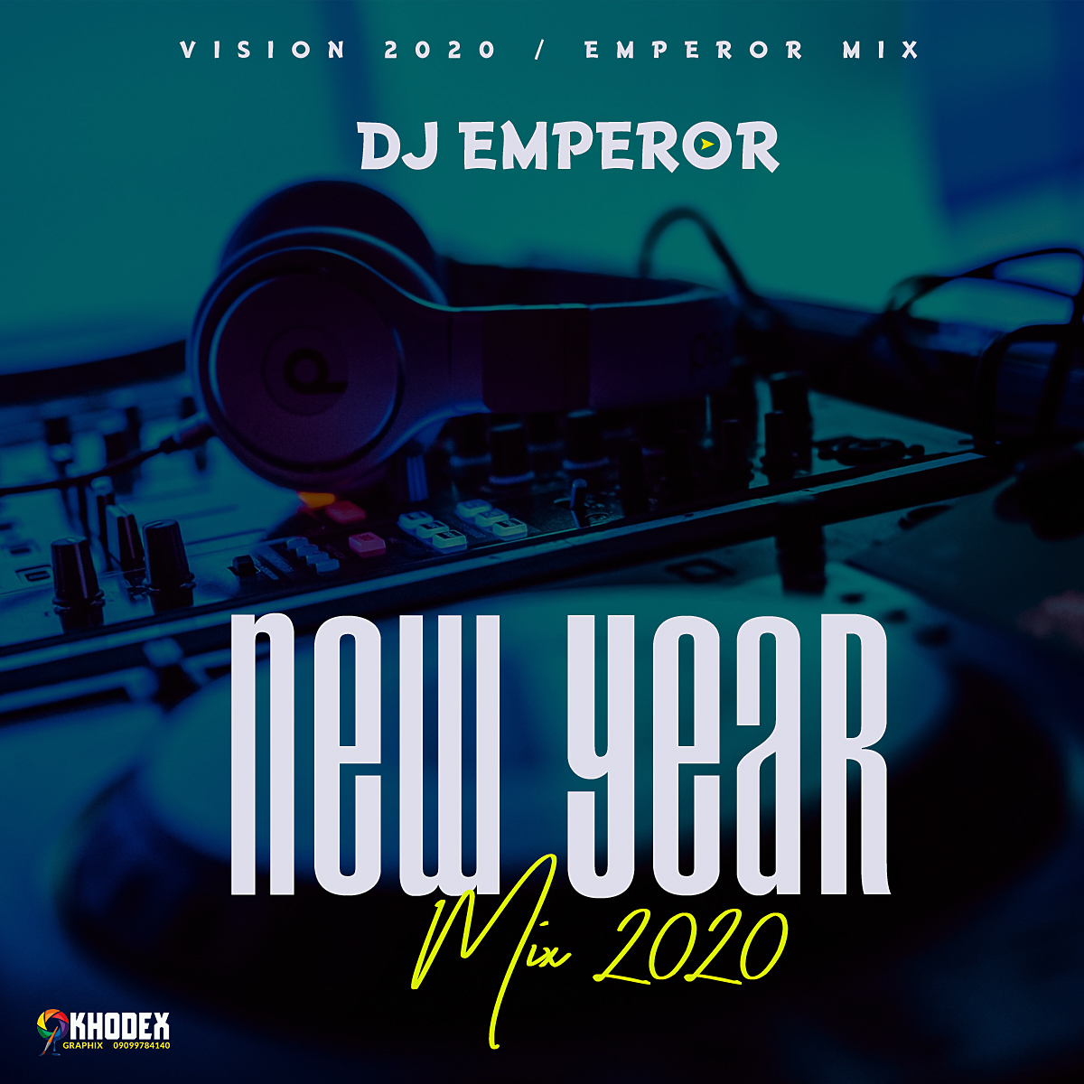 DJ Emperor - New Year Mix (2020)