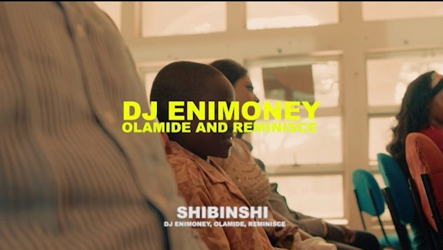 DJ Enimoney Ft. Olamide & Reminisce - Shibinshi (Official Video)