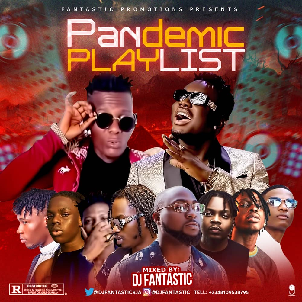 DJ Fantastic - Pandemic Mixtape