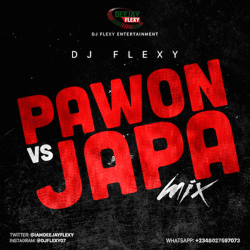 DJ Flexy - Pawon Vs Japa Mix