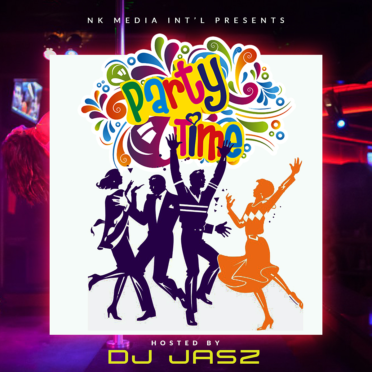 DJ Jasz - Party Time 2020 Mix