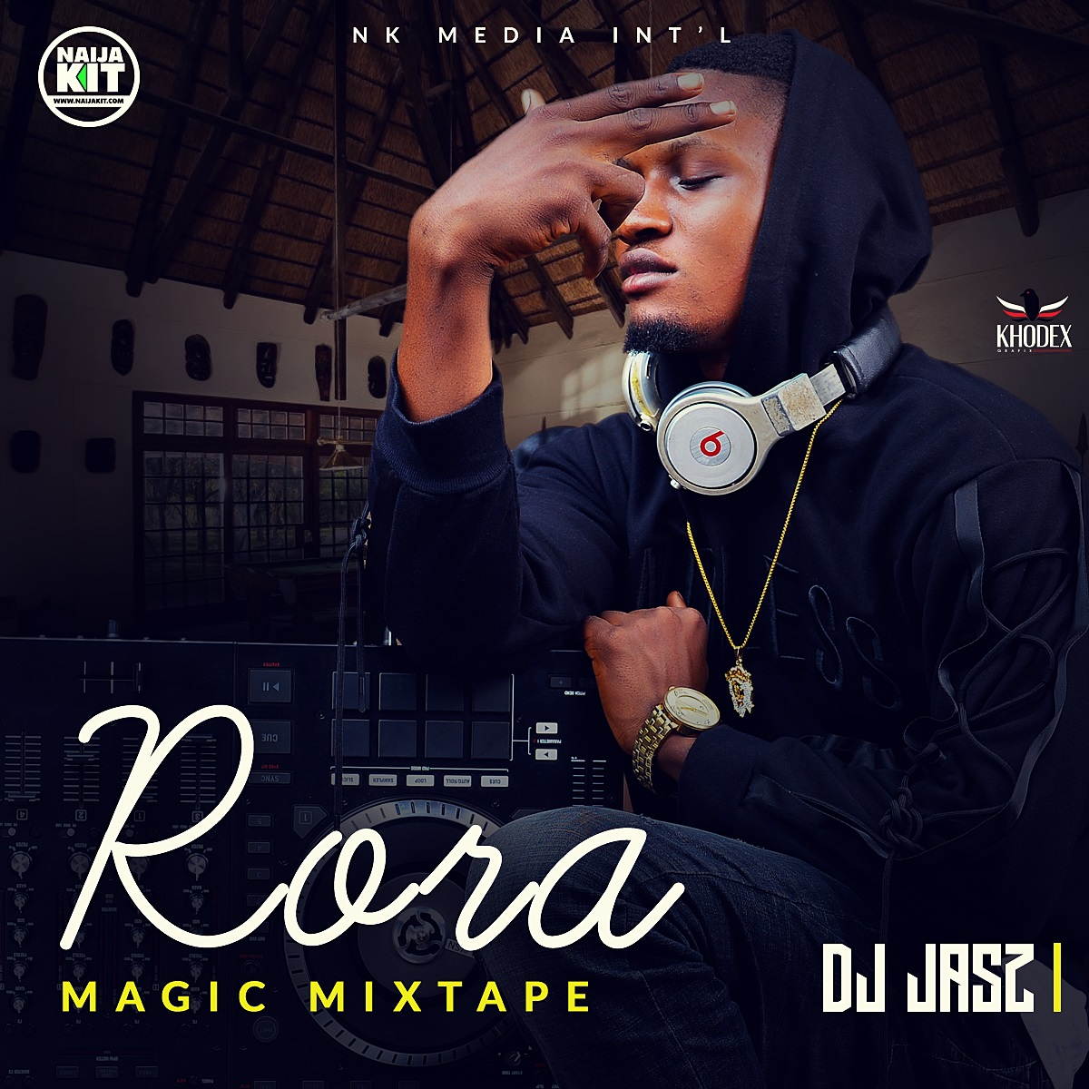 DJ Jasz - Rora Magic Mixtape (2019)