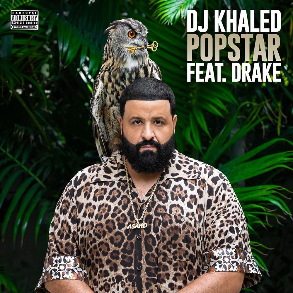 DJ Khaled Ft. Drake - Popstar