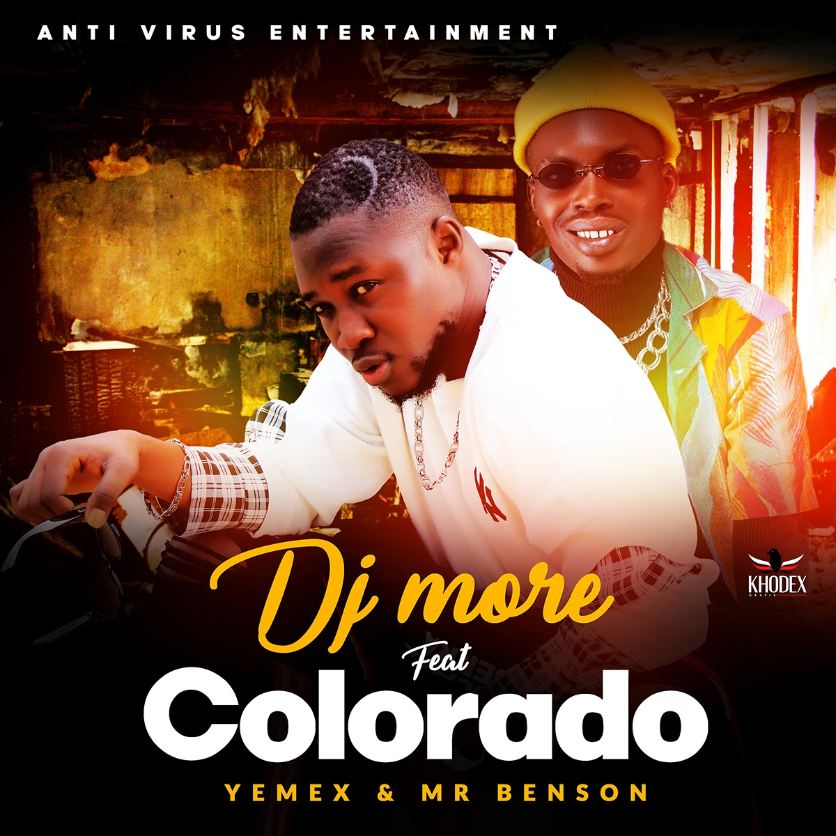 DJ More Ft. Yemex & Mr Benson - Colorado