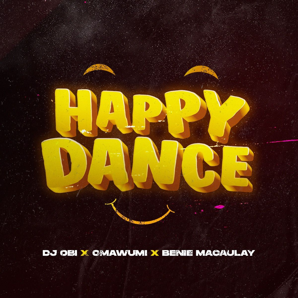 DJ Obi - Happy Dance Ft. Omawumi