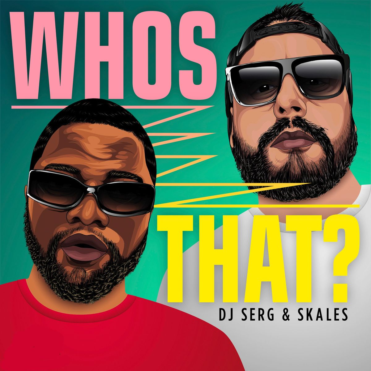 DJ Serg Ft. Skales - Who's That?