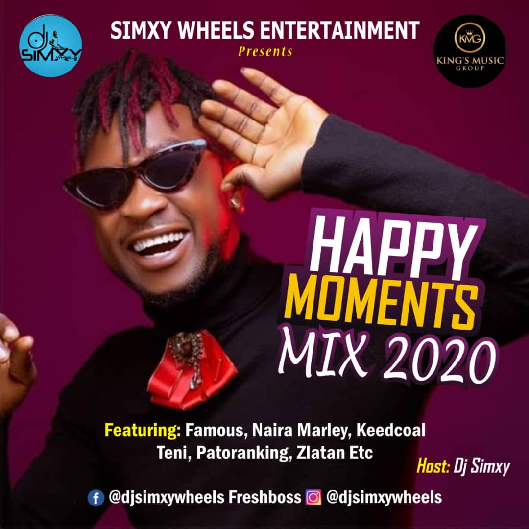 DJ Simxy - Happy Moment 2020 Mix
