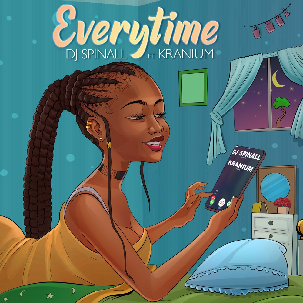 DJ Spinall Ft. Kranium - Everytime