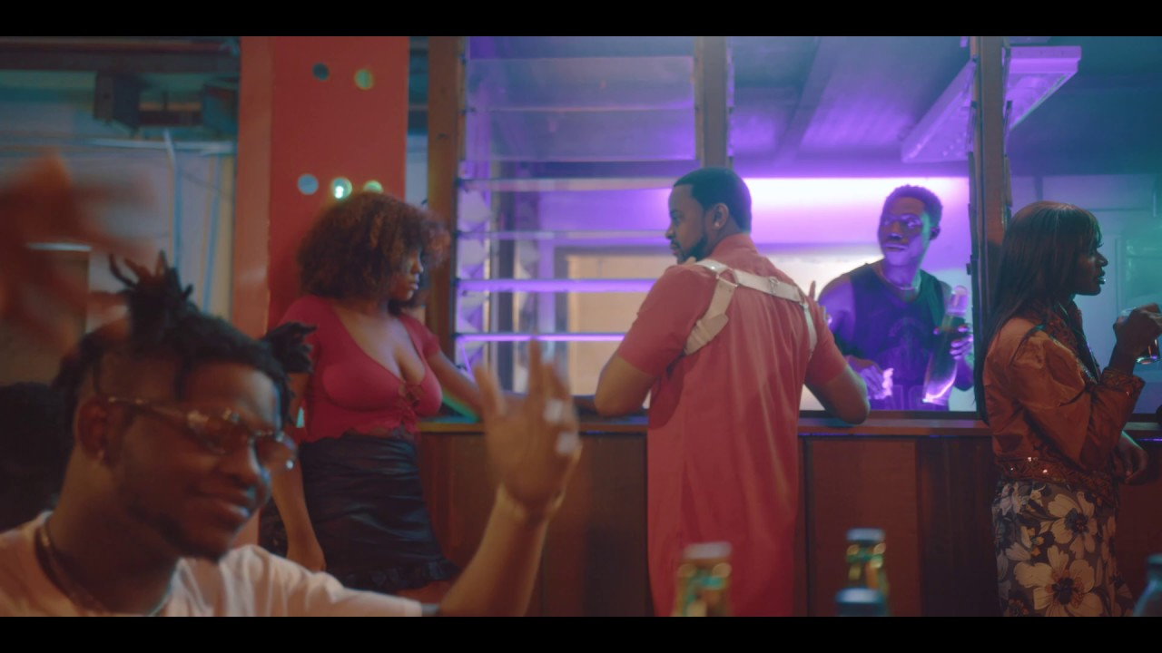 DJ Xclusive Ft. T-Classic - Buga (Official Video)