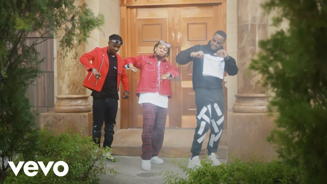 DJ Xclusive - Gegeti Ft. Young Jonn & Asake (Official Video)