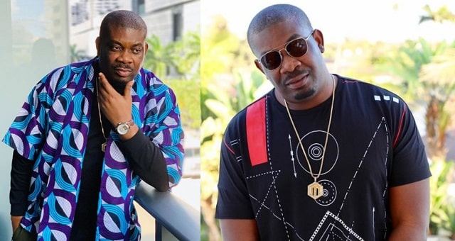 Don Jazzy questions Government Policy on Taxation