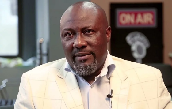 Don't rejoice yet - Dino Melaye to Nigerians on new Service Chiefs