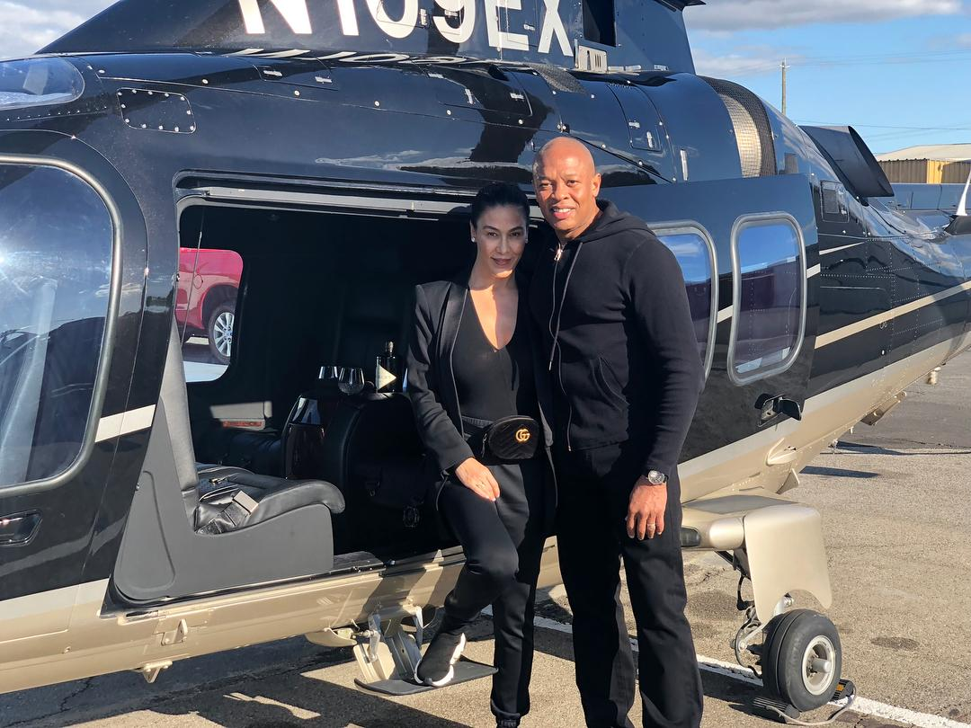 Dr. Dre's wife, Nicole demands $2 Million monthly in Spousal support
