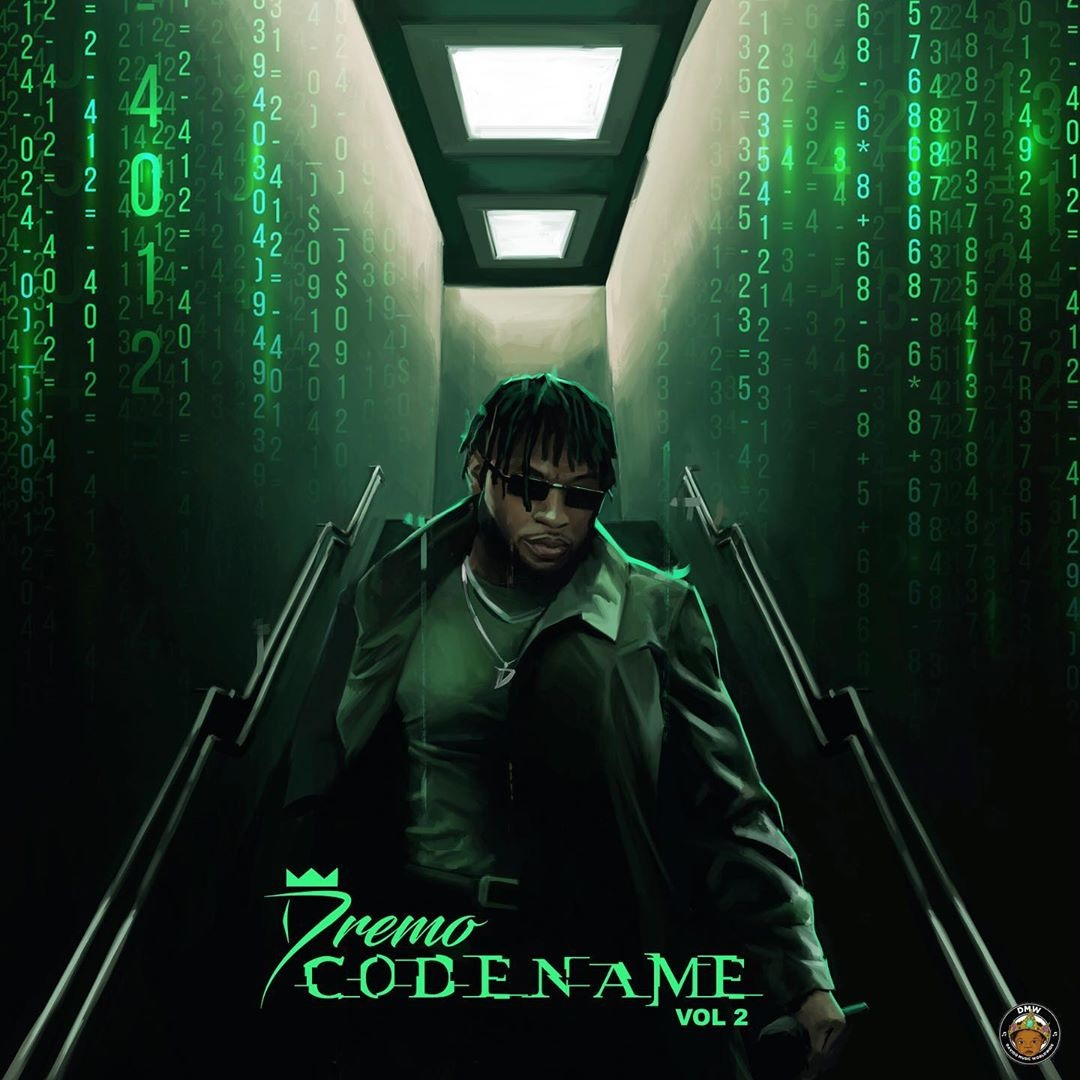 Dremo - Codename Vol 2 (EP)
