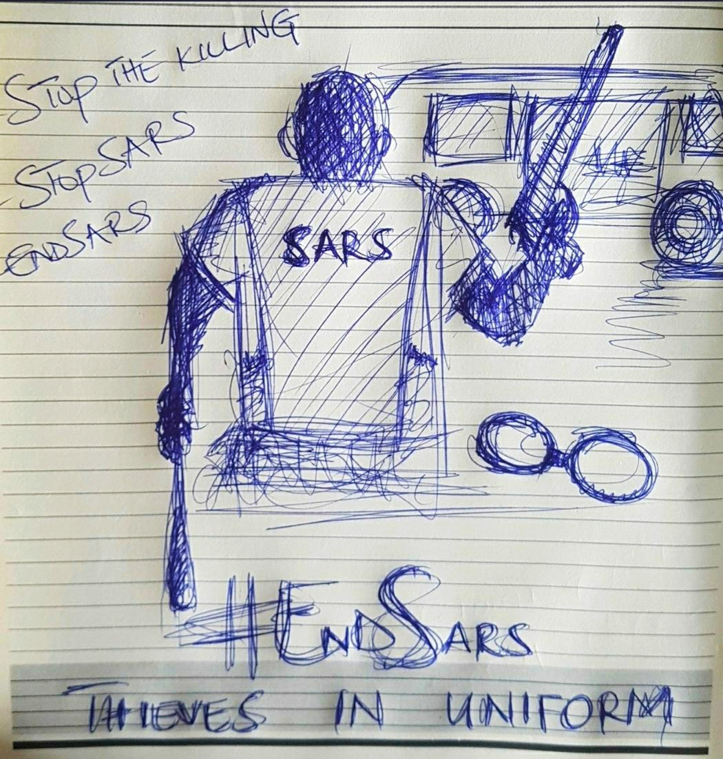 Dremo - Thieves In Uniform (End Sars)