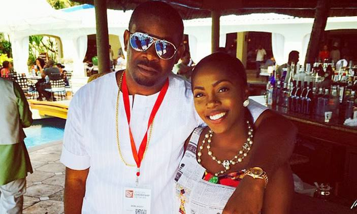 DSS quizzes Don Jazzy and Tiwa Savage over Political Statements, Don Jazzy Reacts (Video)