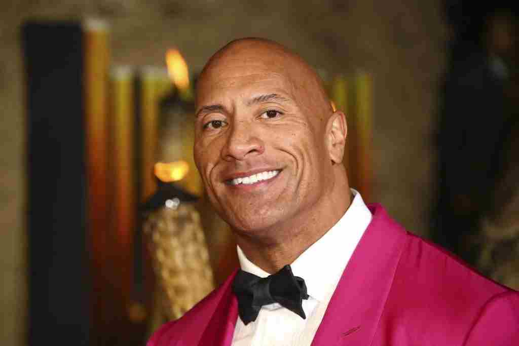 Dwayne 'The Rock' Johnson hints on running for US presidency
