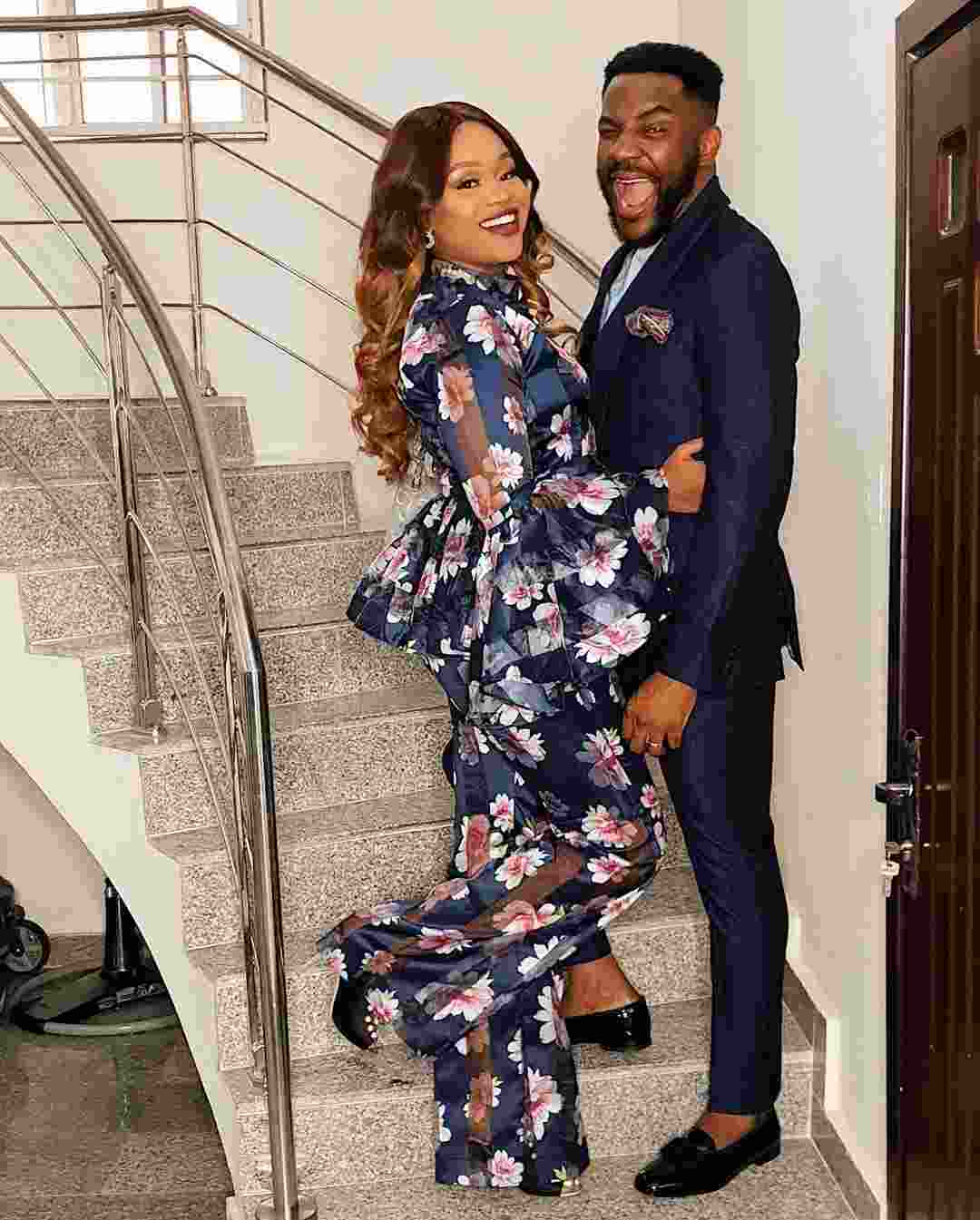 Ebuka Obi-Uchendu Surprises Wife On 5th Wedding Anniversary