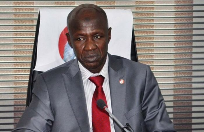 EFCC: Confront Me At Buhari's Panel If I Collected Bribe – Ibrahim Magu To Nigerians