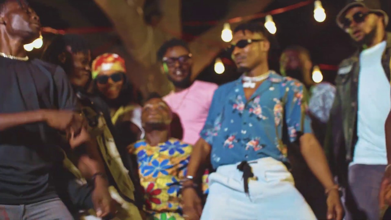Efe Ft. Ice Prince & BOJ - Campaign (Official Video)