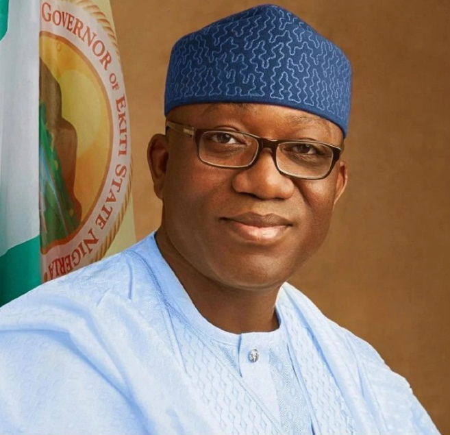 Ekiti: Fayemi signs 2021 appropriation bill of N109.7bn into law