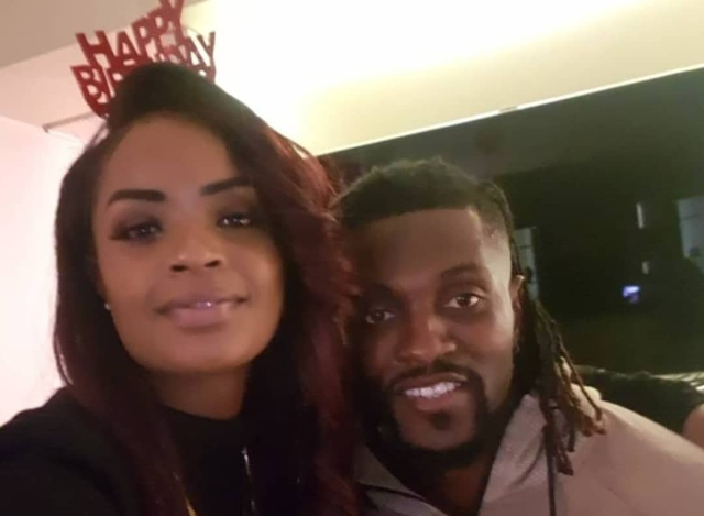Emmanuel Adebayor Reveals How Her Girlfriend CHEATED On Him With Her 'UNCLE'