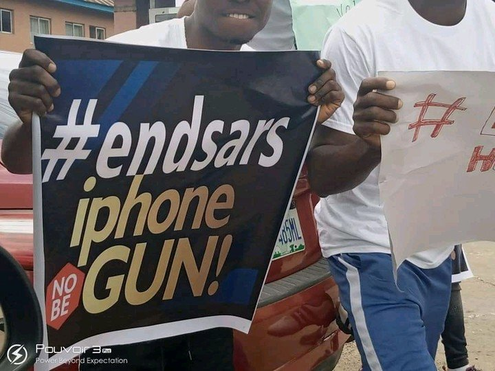 End SARS: 23 Protesters Arrested In Ogun