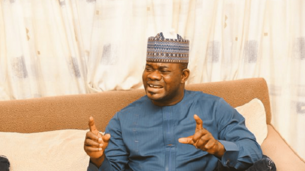 End SARS: Gov Bello warns protesters against overthrowing Buhari