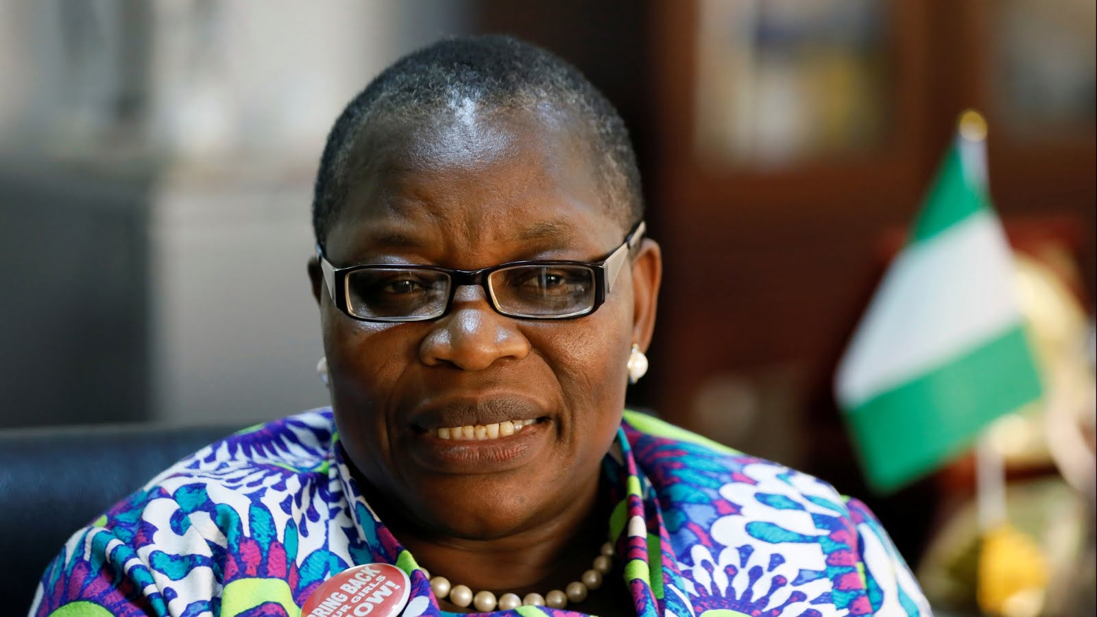 End SARS: Oby Ezekwesili demands Buhari's whereabouts amid nation wide protests