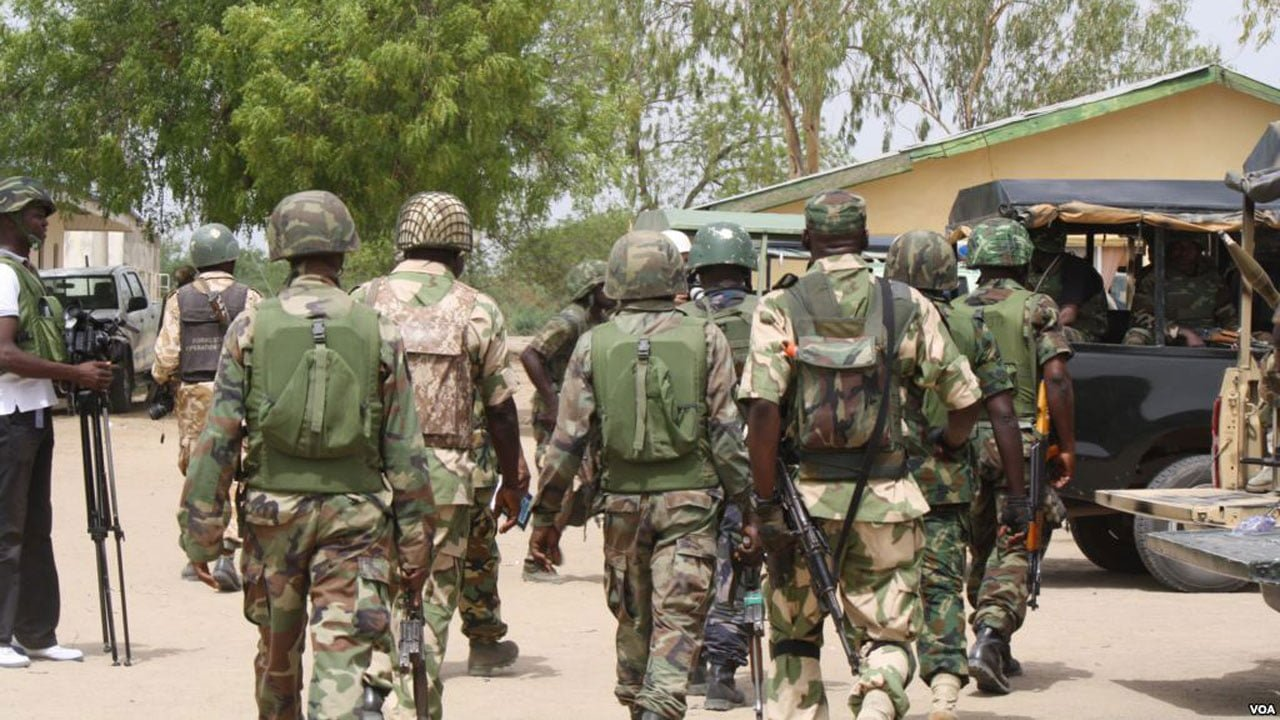 End SARS: Operation Crocodile Smile not against protesters – Nigerian Army assures