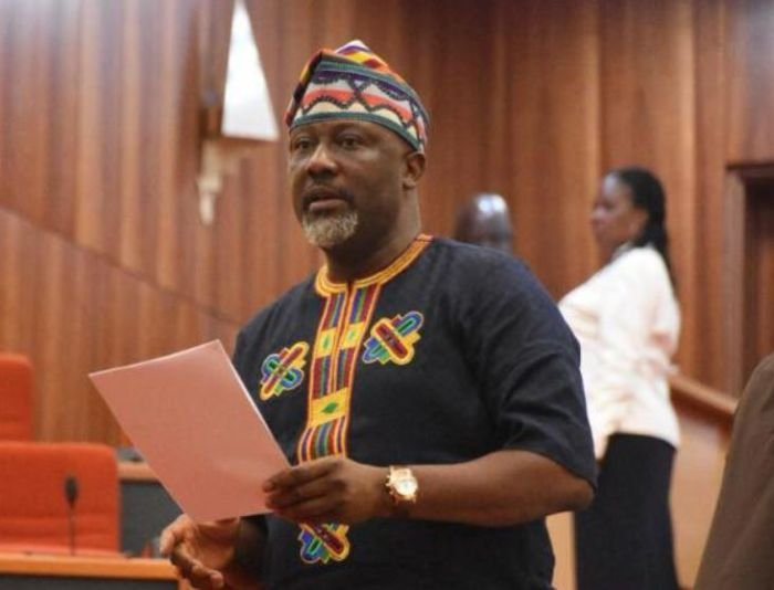 End SARS: Work With Nigerians Or Face Revolution – Dino Melaye Warns Buhari Govt