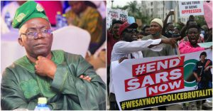 #EndSARS Aftermath: CBN Must Desist From Jumping Into The Political Arena – Falana
