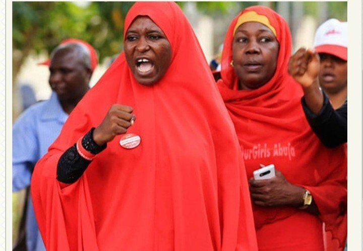 #EndSARS: Aisha Yesufu Warns Protesters Against Distraction And Division